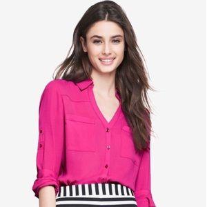 Pink Express Portofino Top